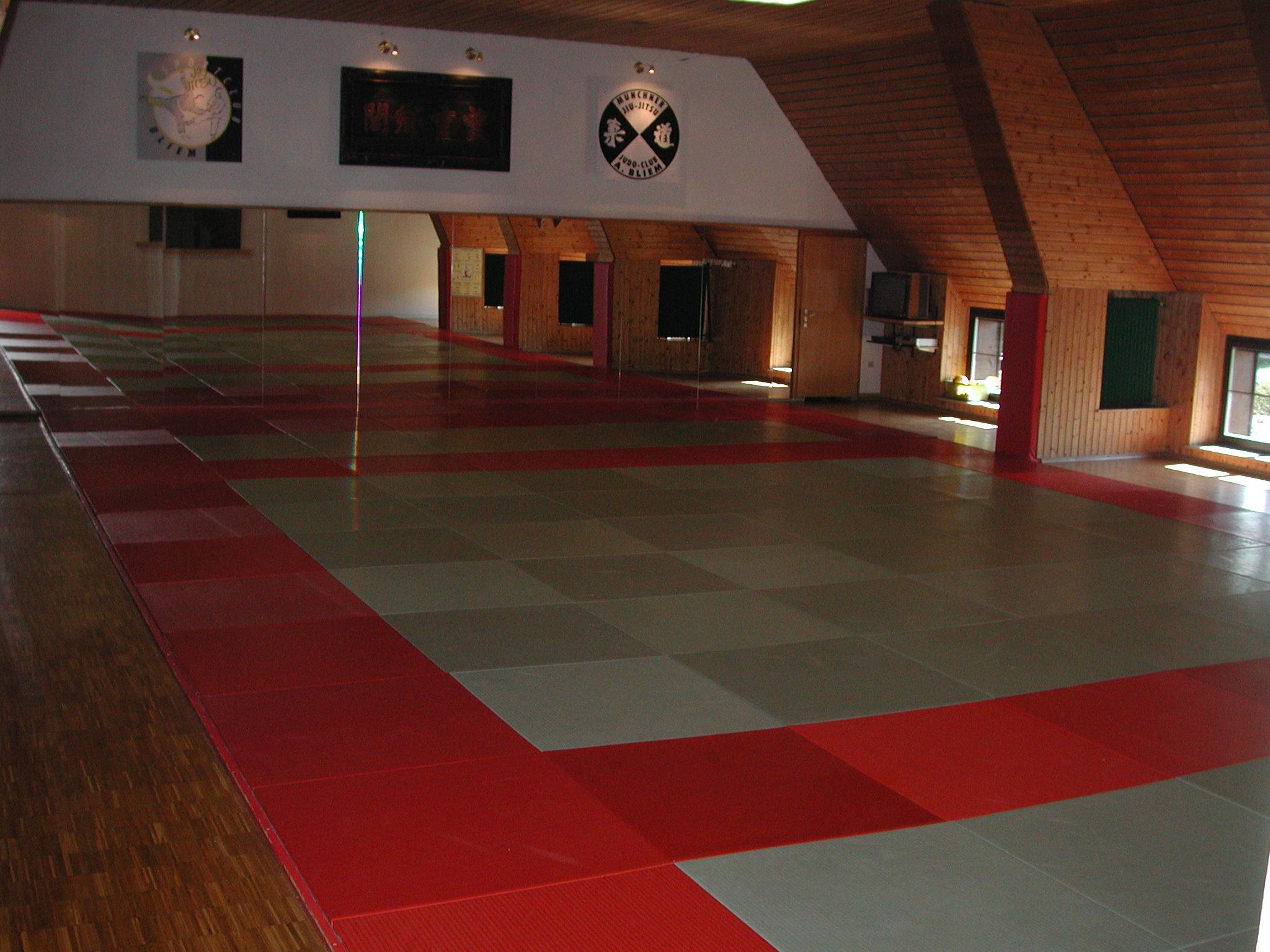 Sporthalle BBB Ottmannshofen